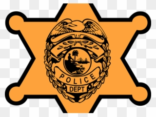 c84dc4d9e06f8 Collection Of Free Enforcing Police Costume Download - Police Badge Clip  Art - Png Download