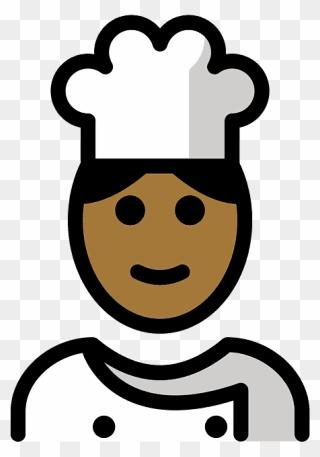 Pop art man in cooker uniform Clipart | k18995580 | Fotosearch