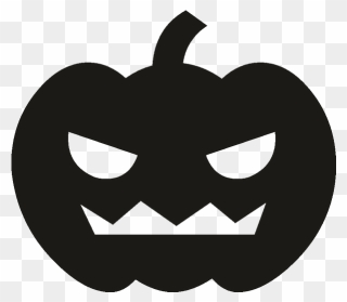Jackolantern Clipart Jack O Lantern - Jack O Lantern Black , Free  Transparent Clipart - ClipartKey