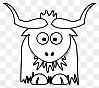 Domestic yak Cartoon Clip art - Yak Tier Bild png herunterladen - 800*800 -  Kostenlos transparent Vieh png Herunterladen.