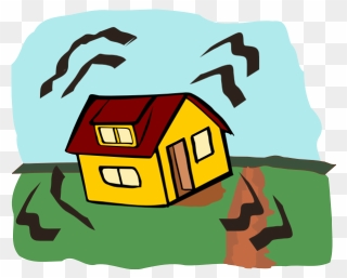 Earthquake Clipart Aftershock Earthquake - Earthquake - Png Download  (#3663395) - PinClipart