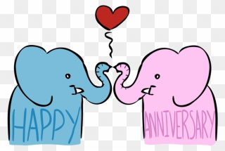 Free Png Happy Anniversary Clip Art Download Pinclipart