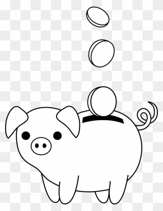 Free Png Piggy Bank Clip Art Download Pinclipart