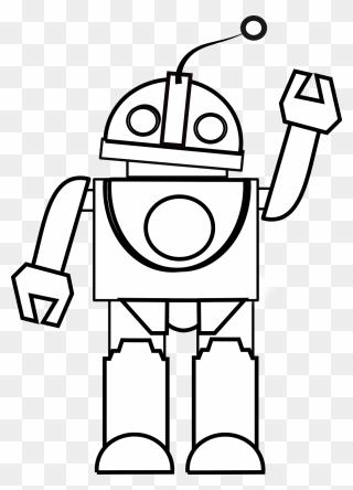 Boy Robot Clipart | k23434180 | Fotosearch