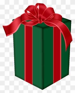Clipart: Christmas Presents, Ribbons