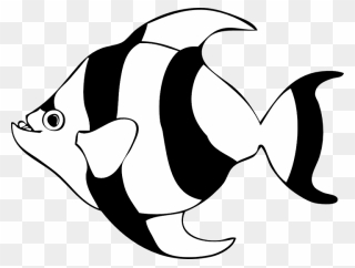 Fish Trap Clipart - Fishing Net Clipart Black And White , Free Transparent  Clipart - ClipartKey