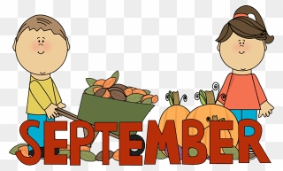 Free Png September Clip Art Download Pinclipart