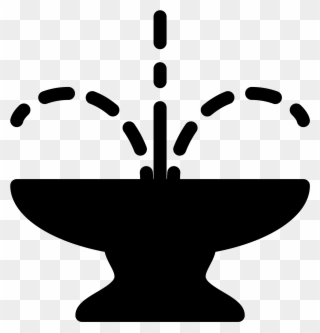 Toilet Water Fountain clip art free vector
