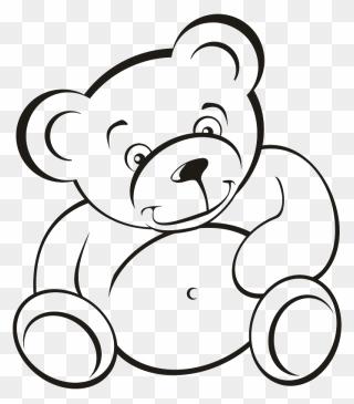 Panda Bear Outline 22 Buy Clip Art Gambar Kartun Lucu Hitam Putih Png Download 1284771 Pinclipart