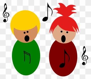 Cartoon children choir | Pre-Designed Photoshop Graphics ~ Creative Market