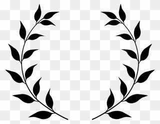 Laurel Clipart Twig Laurel Wreath Svg Free Png Download 5460604 Pinclipart