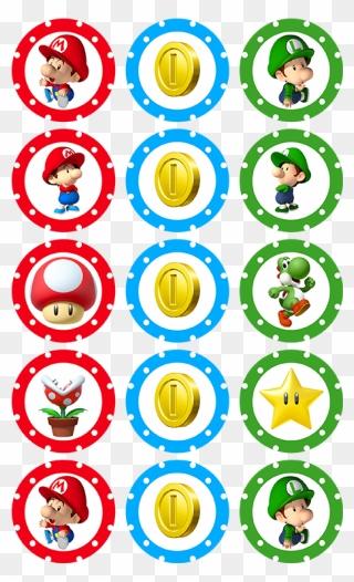 Pokemon Edible Cupcake Toppers Pokemon Cupcakes Toppers Clipart