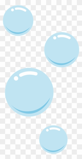 Bubble ocean. Free png bubbles clip