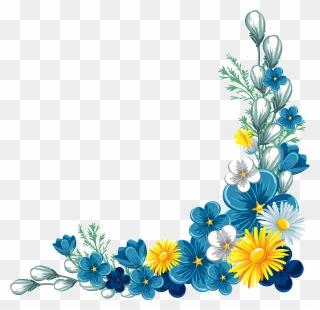 Free Png Blue Border Clip Art Download Pinclipart