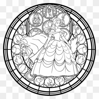 Christmas Stained Glass Coloring Page Christmas Stained Christmas