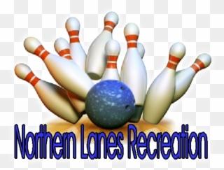 Bowling Pin Balls Clip Art - Clipart Transparent PNG