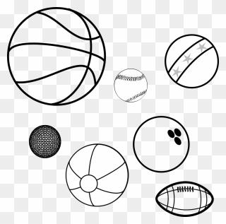 Free Png Basketball Ball Clip Art Download Pinclipart