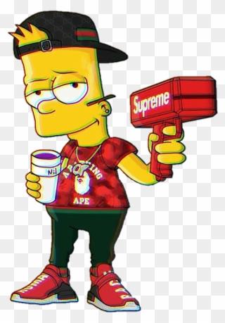 Bart Supreme Simpsons Thesimpsons Bartsimpson Bart Supreme