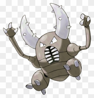 It Grips Prey With Its Pincers Until The Prey Is Torn Pokemon Sun