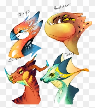 7b5654f65264 Clip Arts Related To - Httyd Tidal Class Dragons - Png Download