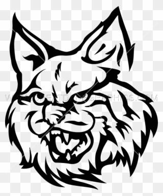 Wildcat Clipart Vanlue