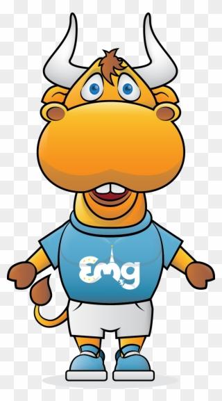 The Emg Torino 2019 Mascot - European Masters Games Clipart ...