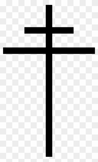Cross Of Lorraine Tatuajes Cruz Para Photoshop Png Clipart