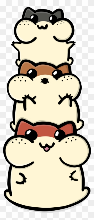 Face Clipart Hamster - Hamsteremoji Png Transparent Png - Full Size Clipart  (#1877434) - PinClipart