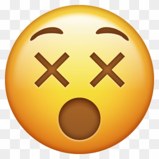 Dizzy Symbol Emoji Clipart 1518464 Pinclipart