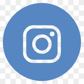 Instagram blue. Icon logo jpg clipart