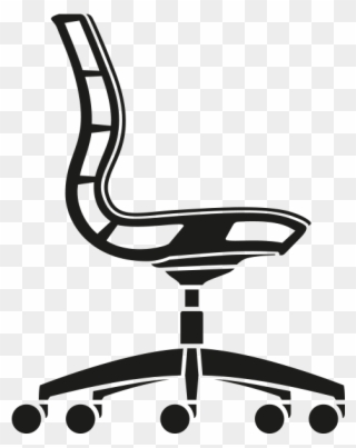 Clipart Office Chair Microsoft Clip Art Circles And