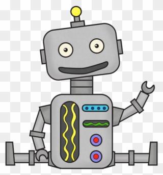 Free Png Cute Robot Clipart Clip Art Download Pinclipart