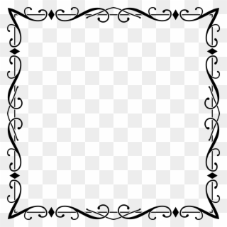 Free Png Fancy Borders Clip Art Download Pinclipart