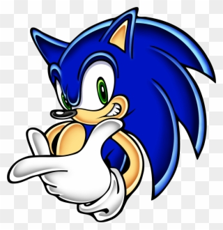 93+ Gambar Animasi Keren Sonic Paling Hist
