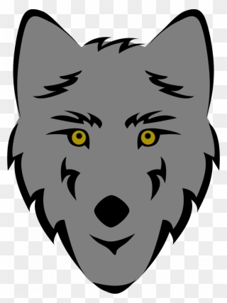Free Png Wolf Face Clip Art Download Pinclipart