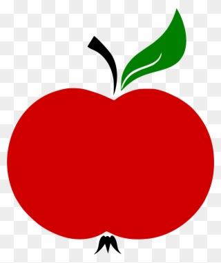 Apple Stem Leaf Clip Art - Apple Stem Clipart - Png ...
