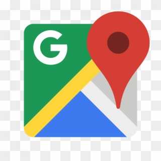 Pointer Clipart Google Map - Google Maps Pointer Icon Gray - Png ...