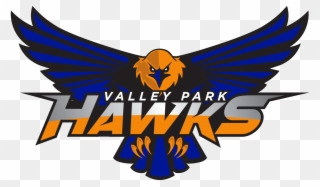 d84cf4e96 The Valley Park Hawks And The Barat Eagles Are All - Valley Park Hawks Logo  Clipart