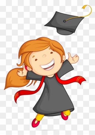 Graduation Clipart Daycare Graduation Kids Transparent