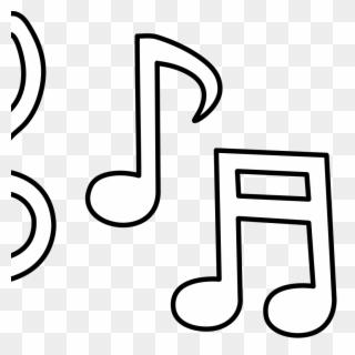 Free Png Note De Musique Clip Art Download Pinclipart